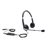 Dell Pro Stereo Headset UC300-Lync Optimised